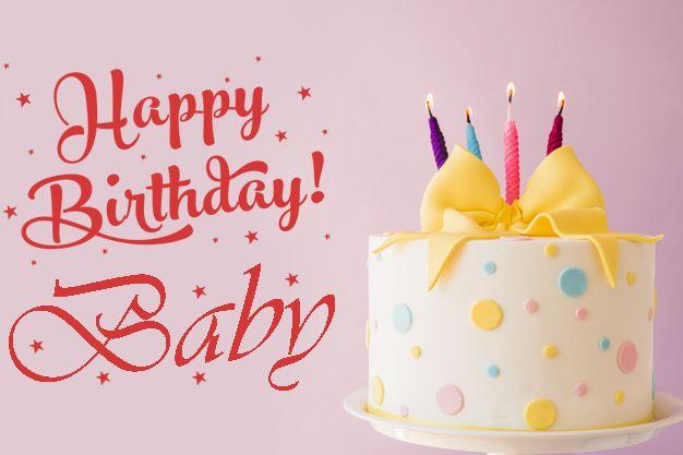 Happy Birthday Baby Images Download Happy Birthday Baby Birthday Wishes For Kids Happy Birthday