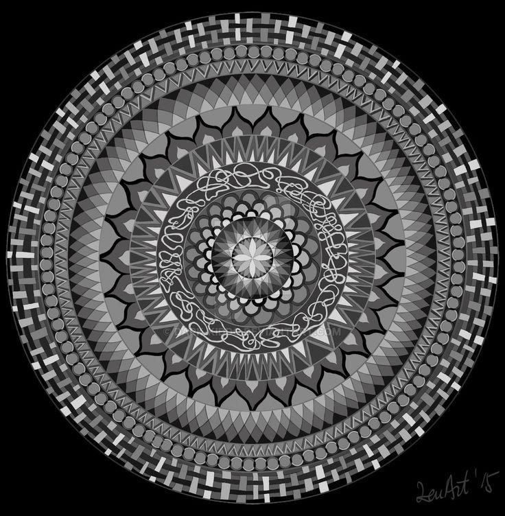Mandala by Dark-Kiddo on DeviantArt