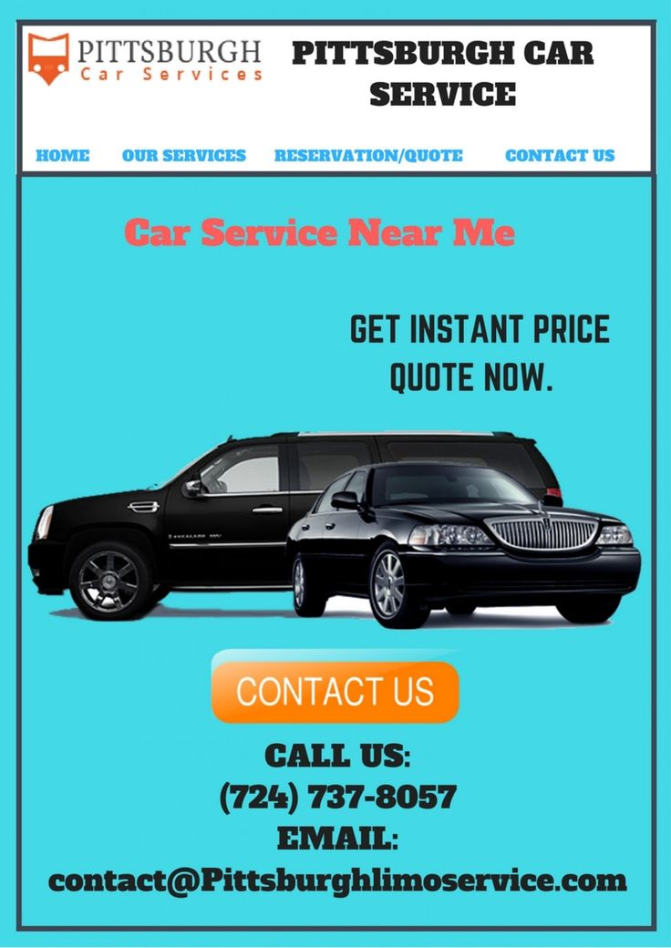 Car Service near Me Infographic Car, Service, Backlinks