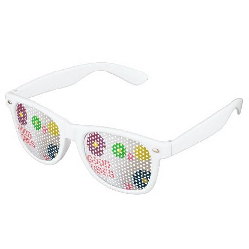 Adult Party Shades With A 70's Theme
