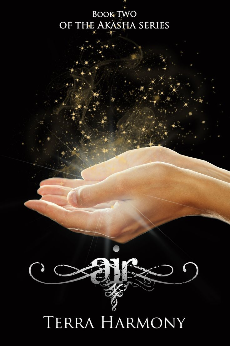 Air, Book Two Of The Akasha Series By Terra Harmony