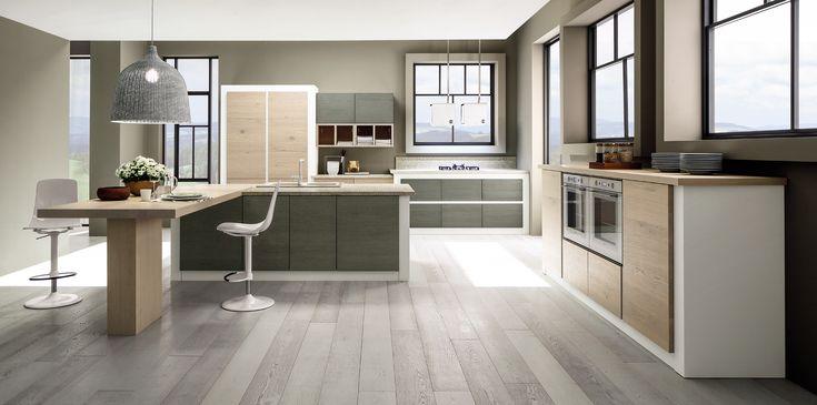 Oltre 1000 idee su cucina in muratura su pinterest cucina lungo piccole cucine e mobiletti di - Cucine sicc roma ...