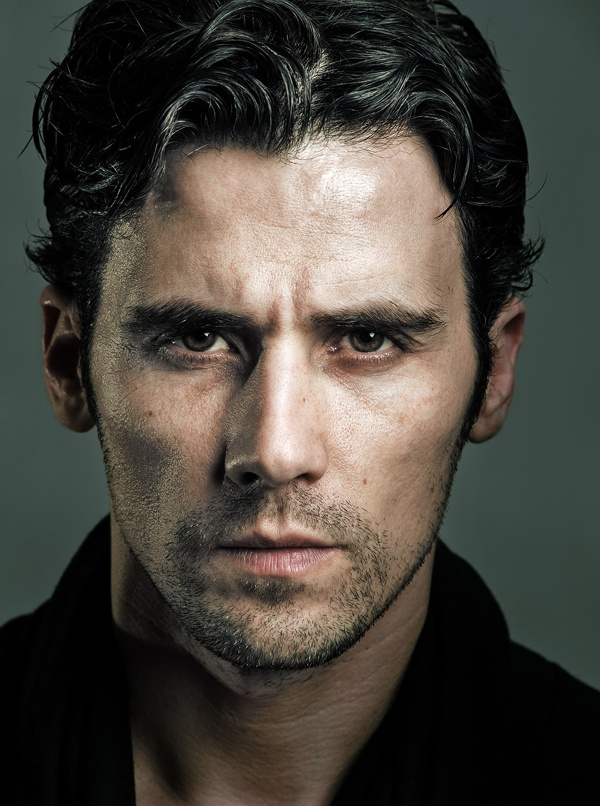 The Actor Juan Renedo by Gonzalo Sanguinetti, via Behance