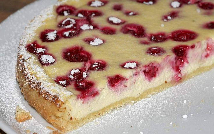 It's National Cherry Cheesecake Day! Cherry desserts