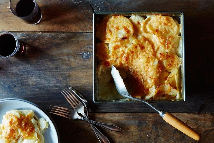 Todd Coleman's Potato Gratin recipe on Food52