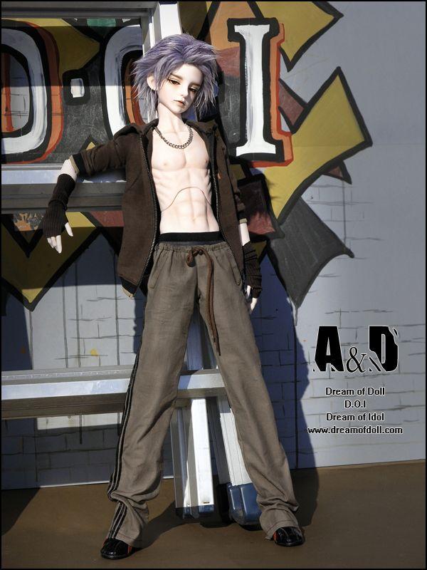A&D ver.NO.1 D.O.D. series BJD by Dream Of Doll.