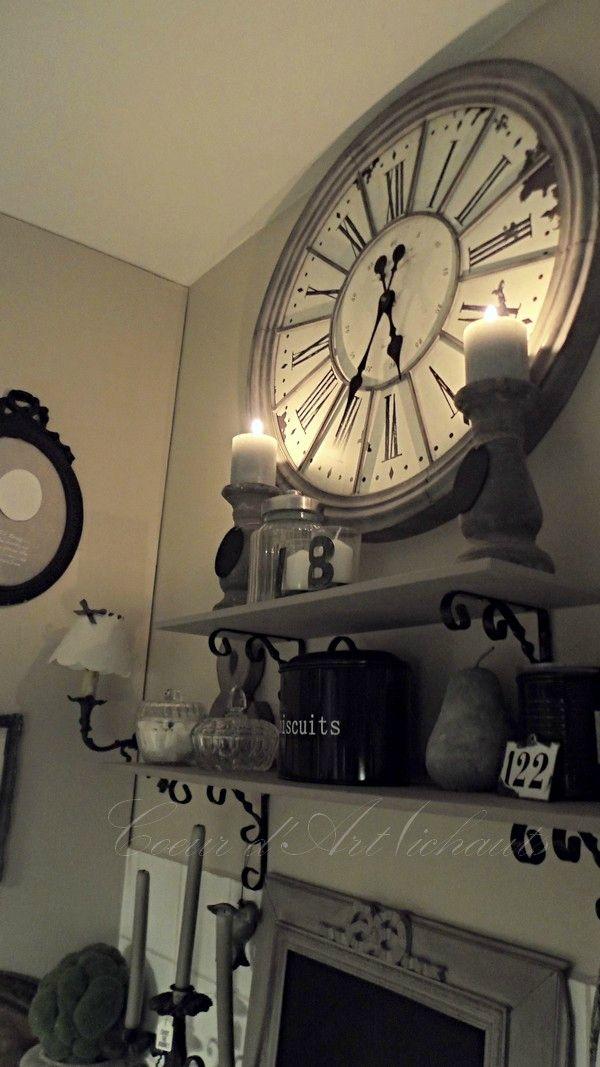 Die besten 25+ Riesen wanduhr Ideen auf Pinterest Rote wanduhr - wanduhr design wohnzimmer