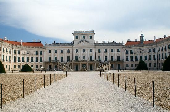 Esterhazy Palace - Fertod, Hungary