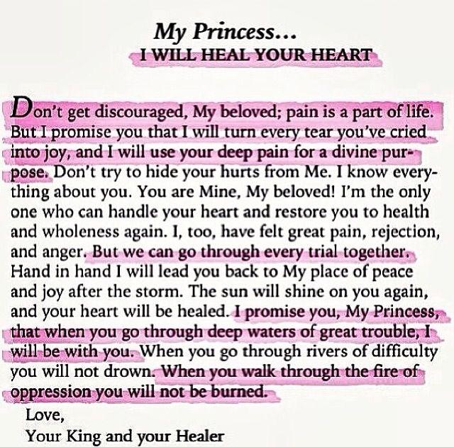 ...for a divine purpose