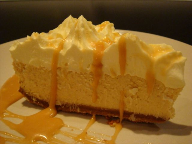 Photo of Dulce De Leche Cheesecake