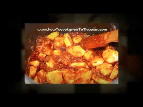 84 best ethiopian food images on pinterest ethiopian food how to cook great ethiopian lentil potato wot recipe wet watt vegan forumfinder Choice Image