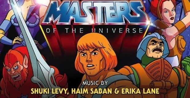 La-La Land releasing He-Man and the Masters of the Universe sountrack!