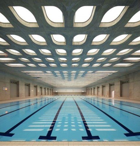 London Aquatics Centre for 2012 Summer Olympics / Zaha Hadid Architects (20)