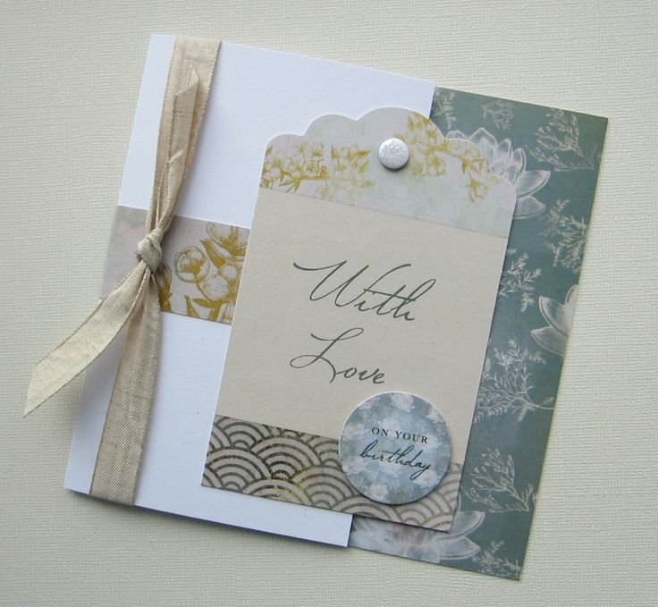 Designed by Kath Woods for Craftwork Cards using the Chinoiserie collection http://www.craftworkcards.co.uk/collection-packs-and-kits/antiqued-chinoiserie/