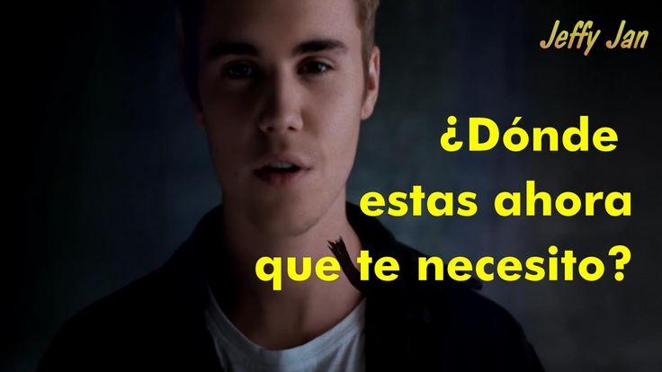 Skrillex and Diplo - Where Are U Now (feat. Justin Bieber) [Letra en Esp...