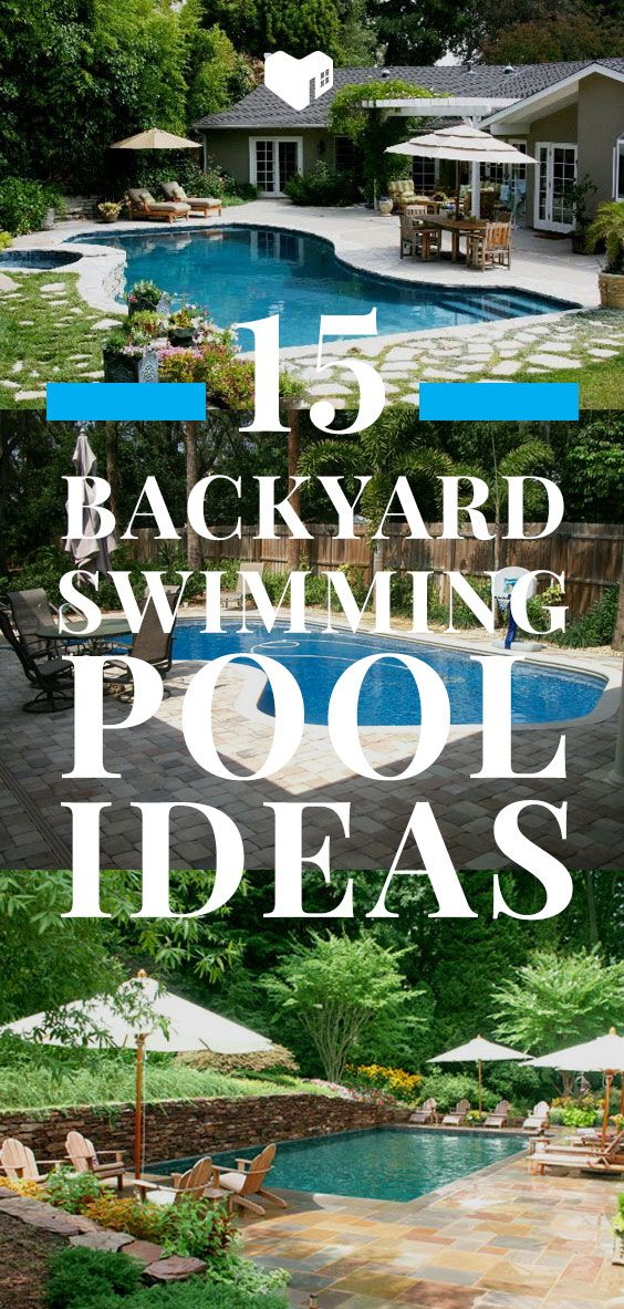 15 amazing backyard pool ideas pools pinterest pool designs rh pinterest com