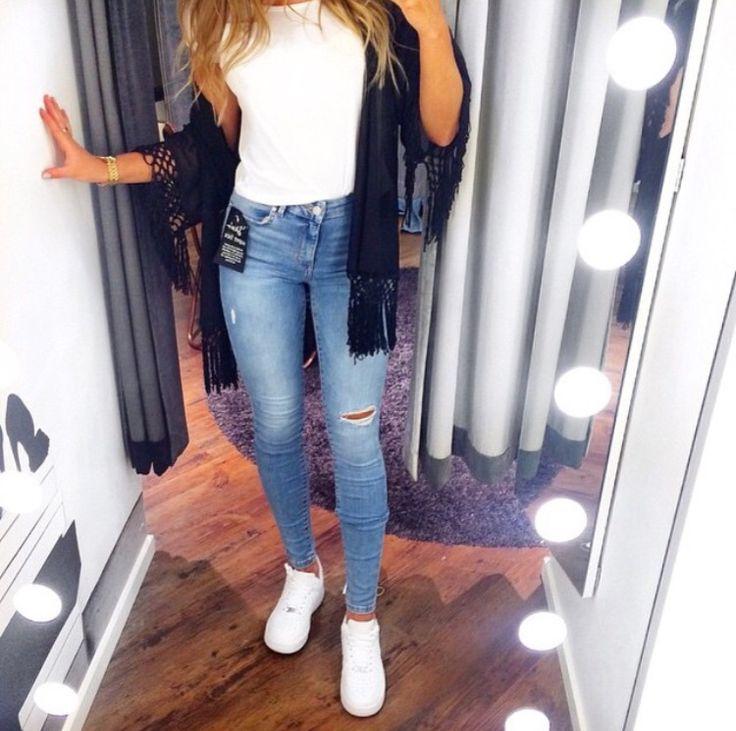 bikbok boyfriend jeans