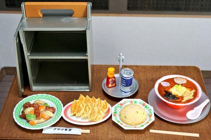 「ぷちサンプル 夕やけ食堂」の畫像検索結果   ミニチュア