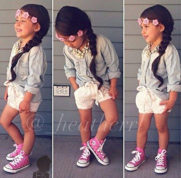 17871733238c baby girl converse clothes