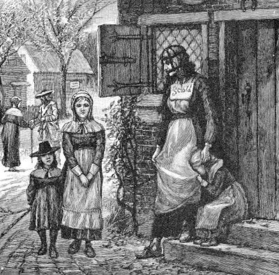 Scold's bridle  was an instrument of punishment used primarily on women, as a form of torture and public humiliation if the offender moved her tongue, it inflicted pain and made speaking impossible. Wives who were seen as witches, shrews and scolds, were forced to wear the Scold's bridle , locked onto their head.