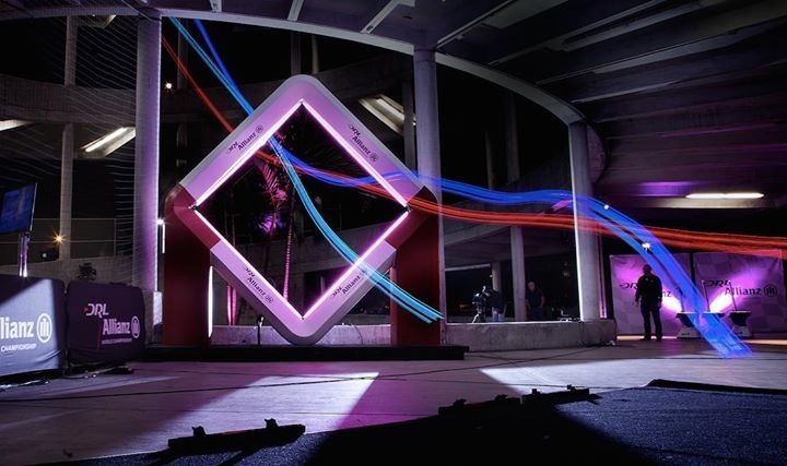 Fastest #DRL course yet. Miami Nights at Hard Rock Stadium.  Watch the finals tonight on ESPN 2 at 9pm ET and the semi-finals on Sky Sports Mix 22:00 GMT. Visit our Site: https://www.areagoods.com