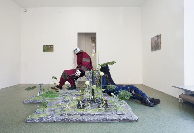 Veit Laurent Kurz at Johan Berggren (Contemporary Art Daily)