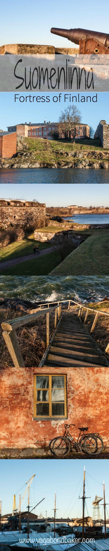 Suomenlinna, Sea Fortress of Finland >> It's so darn beautiful, photogenic and historic! Helsinki