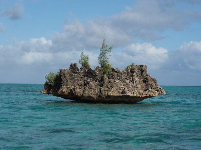 O contato com a natureza é a grande vedete para os turistas que vão visitar as Ilhas Maurício