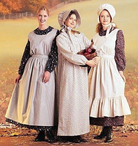 McCall's - M7220 Historische kleding | Schnittmuster-online.com | nähen und schnitte online
