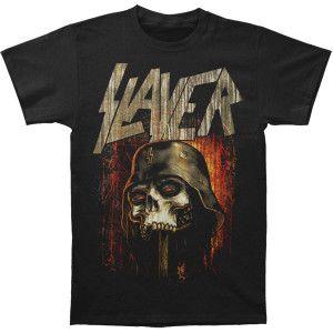 Distressed Slayer Tshirt / Shirt / Large / Medium / God hates us all / Black / Thin / gQAiAz8