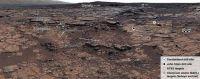 La NASA halla el lago de Marte apto para la vida