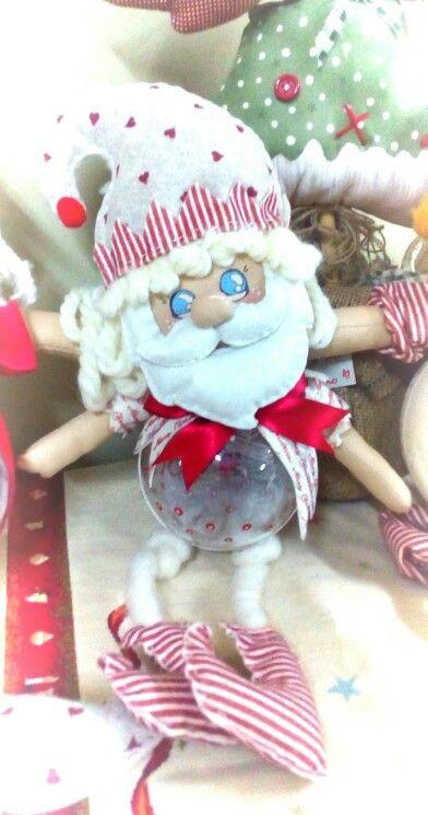 Babbo Natale piccolo