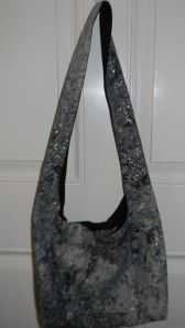 Sling Bag - Free Pattern...Christmas break project #bohoslingbag #bohototebagpattern