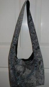 Sling Bag - Free Pattern...Christmas break project