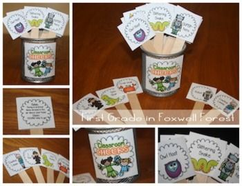 Classroom Cheers: 24 Creative, Fun, and Class Building Ways to give Praise!! My students LOVE these!
