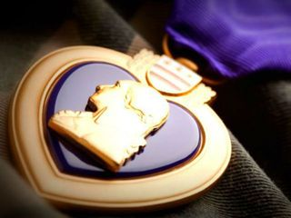 World War II Paratrooper's Daughter Gets Purple Heart Lost For Nearly 60 Years - http://www.warhistoryonline.com/war-articles/world-war-ii-paratroopers-daughter-gets-purple-heart-lost-nearly-60-years.html