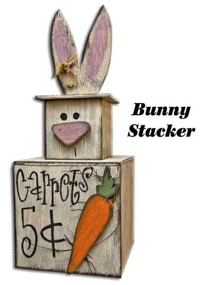 Bunny Head - Kruenpeeper Creek Country Gifts