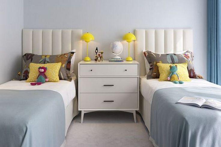 Best 20 Small Twins Minimalist Bedroom Designs For Boys 400 x 300