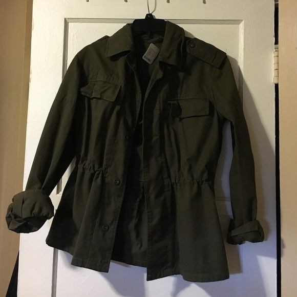 Urban Outtfiters surplus jacket New never worn. Vintage Jackets & Coats Utility Jackets