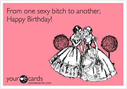 Birthday funnies