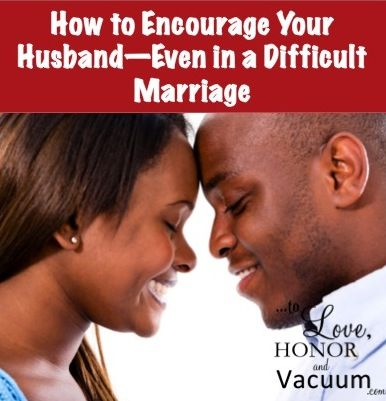 Revive Your Praise for your Husband!
