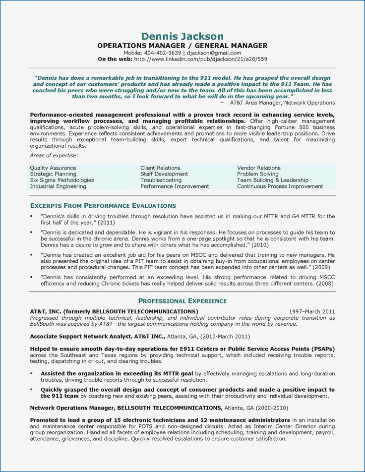 14 resume summary examples for quality assurance