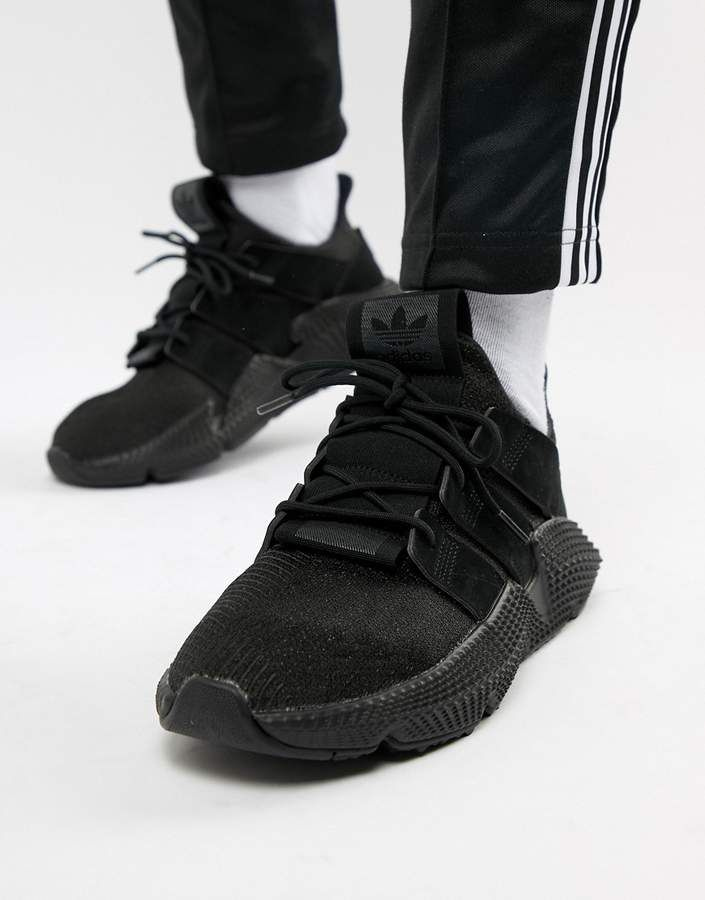 brand new 3e698 edc20 FOR ALL DAY-EVERYDAY USE - Check them out now - adidas Originals Prophere  Sneakers In Black B37453  adidas  adidasoriginals  sneakers