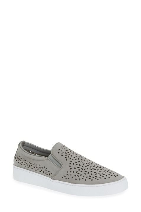 d411c51493123 Perforated Slip-On Sneaker (Women) | F a s h i o n- Nordstrom Rack ...