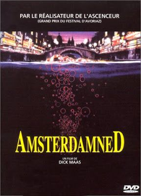 Amsterdamned Dutch Horror MOvie