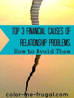 Divorce is all-too-common these days, and one of the top causes for divorce is arguments about money. Find out the top money-related cause of divorce!