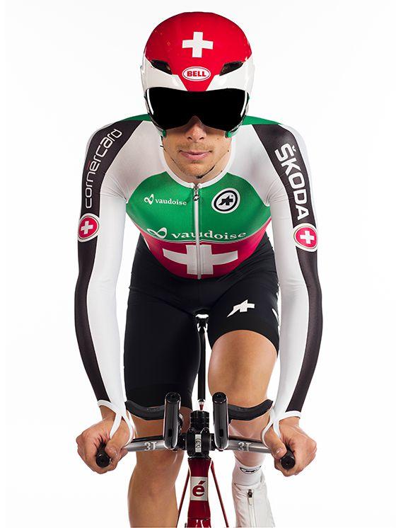 Gaël Suter, Swiss Cycling