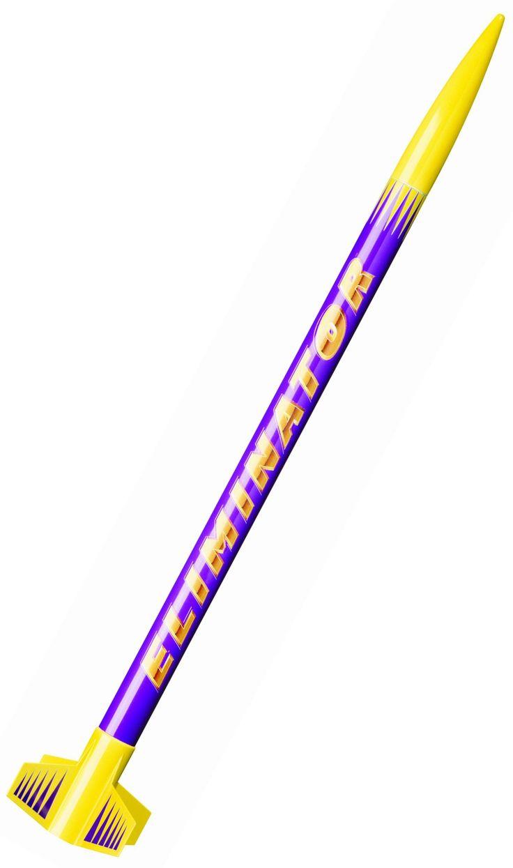 Image of Estes Eliminator Model Rocket Kit