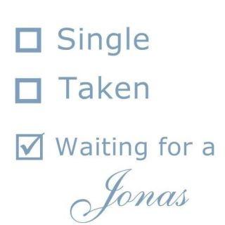 """""""¿Cuántas Jonatics tendrán su estatus sentimental así?"""" Aun hay dos que no se han casado, so..."""
