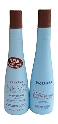 Pravana Nevo Moisture Rich Shampoo 101  Conditioner 101 Set ** To view further for this item, visit the image link.Note:It is affiliate link to Amazon.